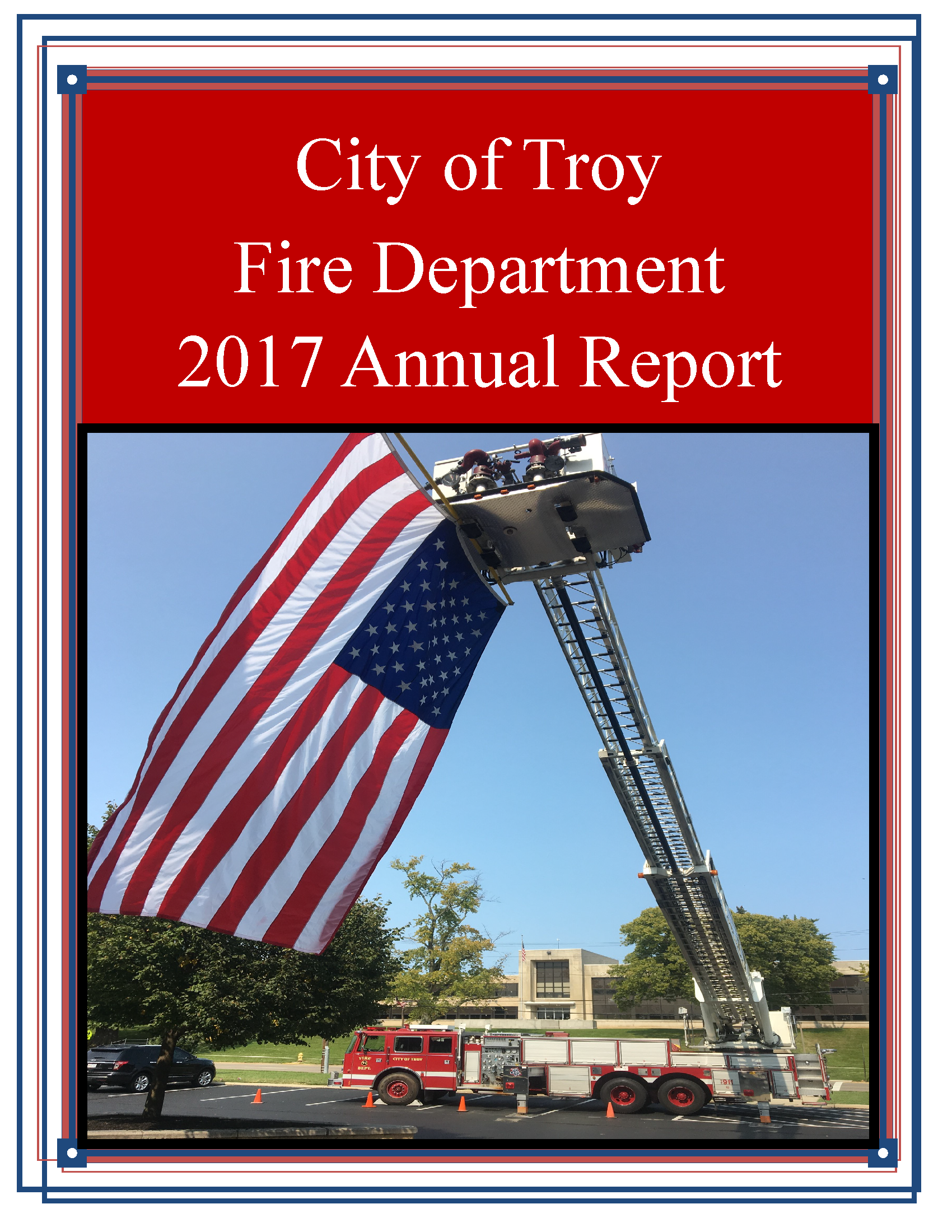 2017 Troy Annual Report