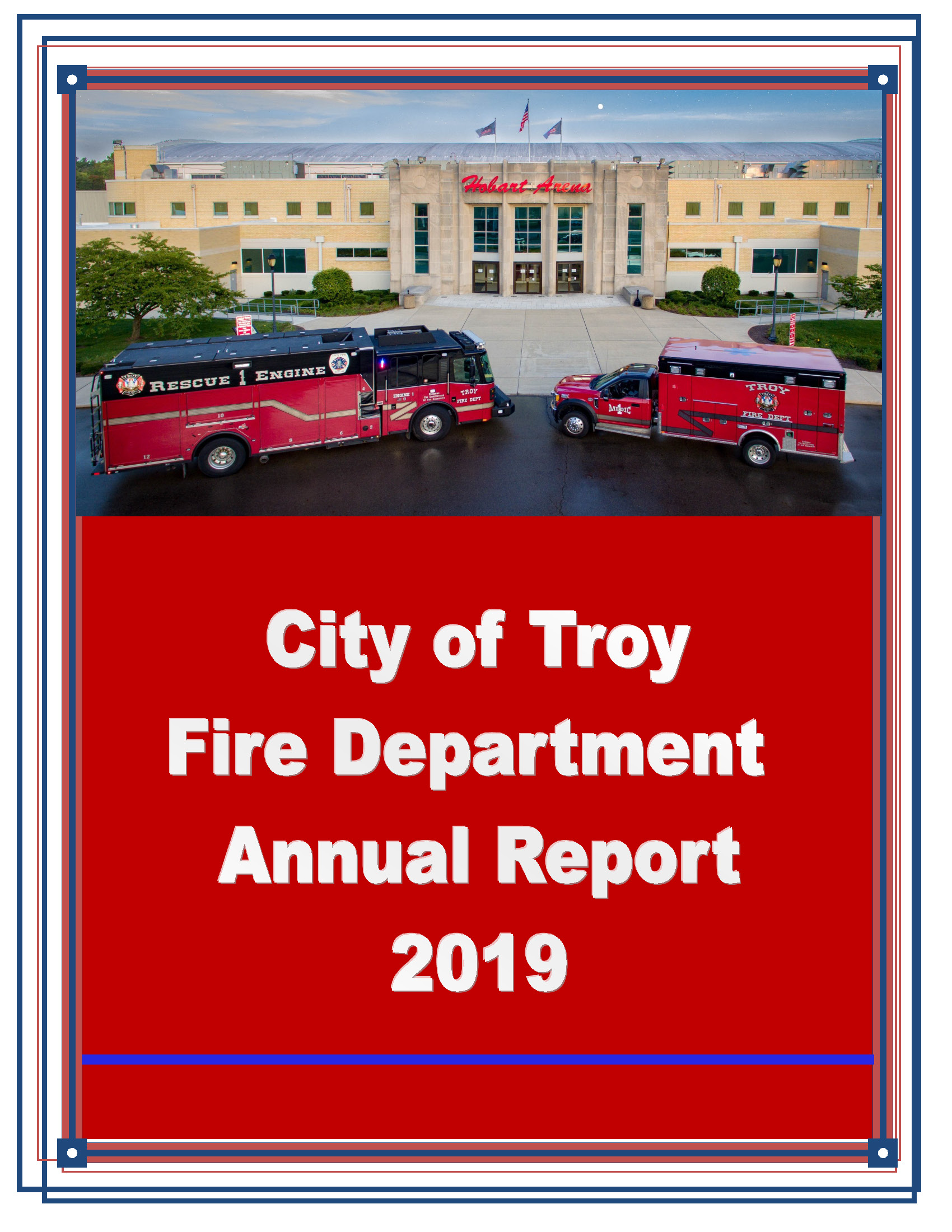 2019 Annual Report Graphic